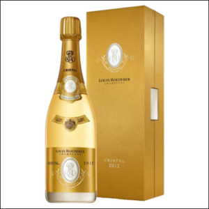 Louis Roederer Cristal 2012 - La Bodega Roja. Bebidas Premium.