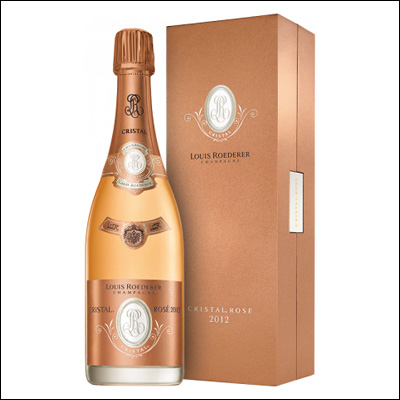 Louis Roederer Cristal Rose 2012 - La Bodega Roja. Bebidas Premium.
