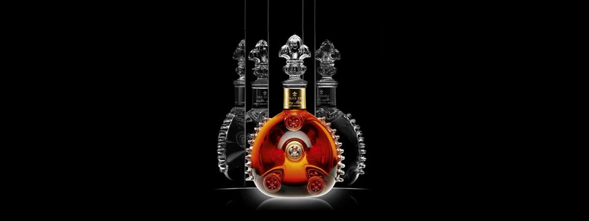 Cognac Rémy Martin Louis XIII. La Bodega Roja