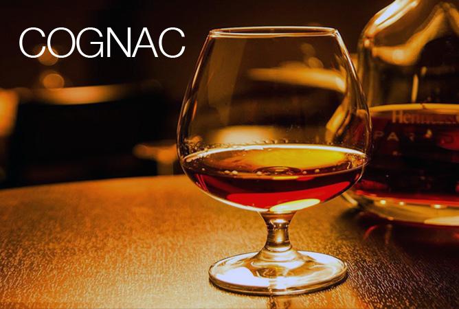 La Bodega Roja. Categoría Cognac