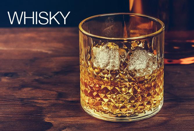 La Bodega Roja. Categoría Whisky