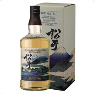 Whisky Matsui Mizunara Cask - La Bodega Roja Bebidas Premium