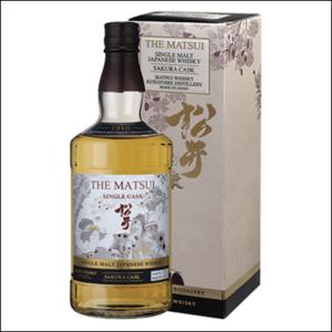 Matsui Sakura Single Cask - La Bodega Roja Bebidas Premium