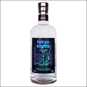 Ron Japonés Tokyo Nights - La Bodega Roja Bebidas Premium